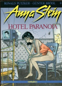 Anna Stein 2: Hotel Paranoia (Softcover)